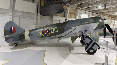 PR536 - Hawker Tempest Mk.II - United Kingdom - Royal Air Force (RAF)