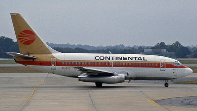 N14209 - Boeing 737-130 - Continental Airlines