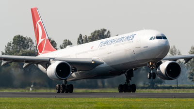 TC-JOF - Airbus A330-303 - Turkish Airlines