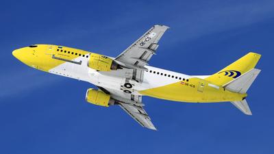 OE-ICS - Boeing 737-3M8(QC) - Mistral Air