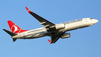 A picture of TCJVI - Boeing 7378F2 - Turkish Airlines - © Alexey Ignatyev