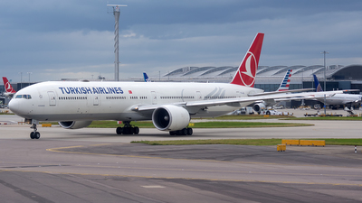TC-JJL - Boeing 777-3F2ER - Turkish Airlines