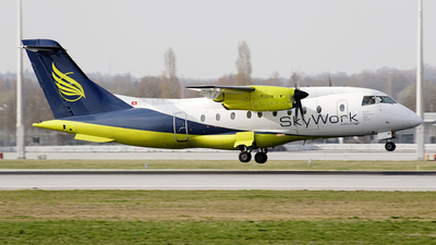 HB-AER - Dornier Do-328-110 - Sky Work Airlines
