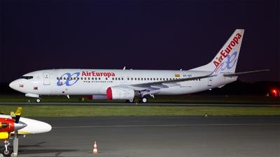 A picture of ECIDT - Boeing 73786Q - [30281] - © Radim Koblížka