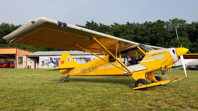 HB-KMY - Aviat A-1B Husky - Private