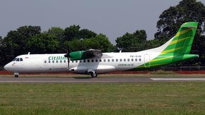 PK-GJU - ATR 72-212A(600) - Citilink