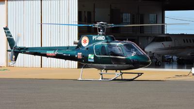 PT-HND - Helibrás HB-350B Esquilo - Brazil - Government of Parana