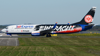 TC-SPC - Boeing 737-8AS - SunExpress