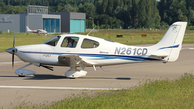 N261CD - Cirrus SR20 - Private