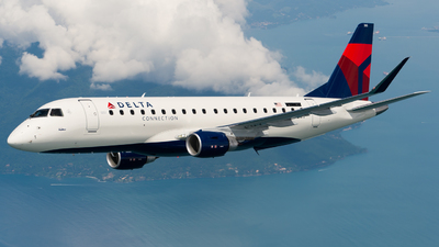 PR-EMY - Embraer 170-200LL - Delta Connection (SkyWest Airlines)
