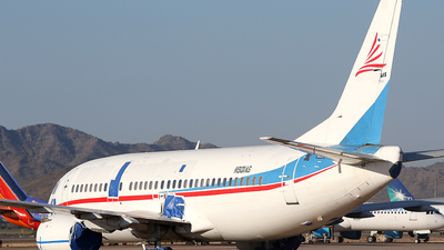 N901AS - Boeing 737-33A - Untitled