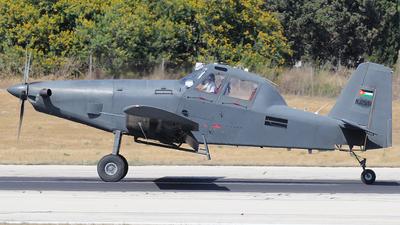 RJ2551 - Air Tractor AT-802 - Jordan - Air Force