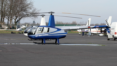 D-HALN - Robinson R44 Raven - Air Lloyd