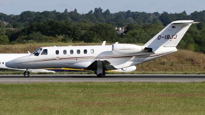 D-IBJJ - Cessna 525A CitationJet CJ2 - Air Hamburg