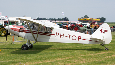 PH-TOP - Piper PA-18-150 Super Cub - Private