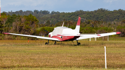 VH-TVE - Piper PA-28-161 Warrior II - Private