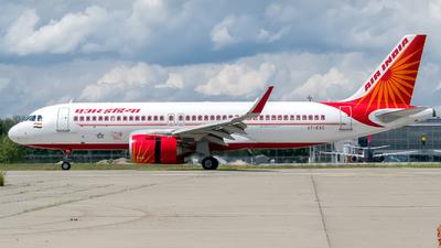 VT-EXG - Airbus A320-251N - Air India
