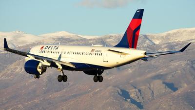 N108DQ - Airbus A220-171 - Delta Air Lines