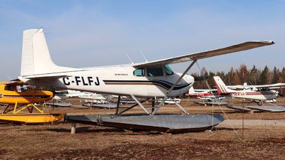 C-FLFJ - Cessna 180B Skywagon - Private