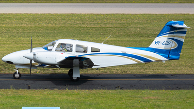 A picture of VHCZD - Piper PA44180 Seminole - [4496189] - © Dallas Presser