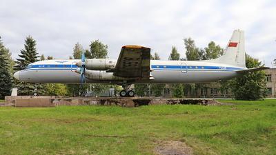 CCCP-75518 - Ilyushin IL-18V - Aeroflot