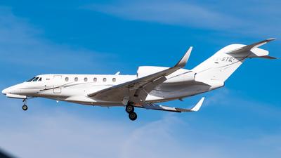 XA-STG - Cessna 750 Citation X - Private