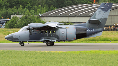 2721 - Let L-410UVP-E20 Turbolet - Slovakia - Air Force