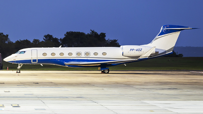 PP-ADZ - Gulfstream G650 - Private
