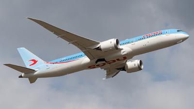 A picture of EINEU - Boeing 7879 Dreamliner - Neos - © Francesco Boracchi