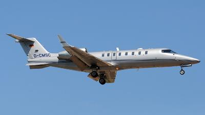 A picture of DCMSC - Learjet 45 - [45097] - © Alexander Portas