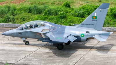 15105 - Yakovlev Yak-130 - Bangladesh - Air Force