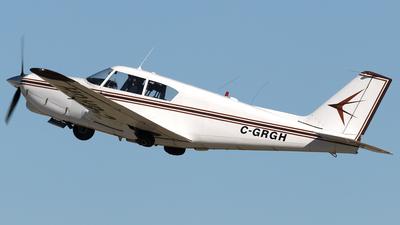 A picture of CGRGH - Piper PA24 Comanche - [242367] - © Mike MacKinnon