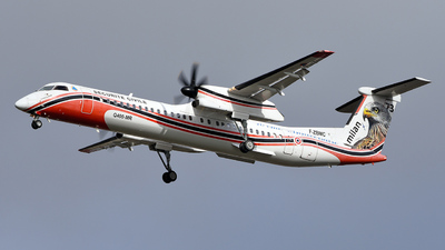 F-ZBMC - Bombardier Dash 8-Q400MR - France - Sécurité Civile