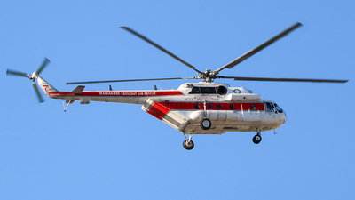 6-9516 - Mil Mi-17 Hip - Iran - Red Crescent Society