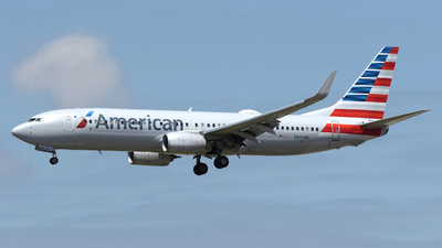 A picture of N997NN - Boeing 737823 - American Airlines - © DJ Reed - OPShots Photo Team