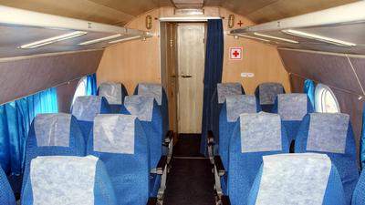 RA-65052 - Tupolev Tu-134A-3 - Turuhan Avia