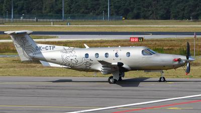 OK-CTP - Pilatus PC-12/47E - Private
