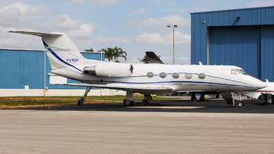 YV1681 - Gulfstream G-II - Private