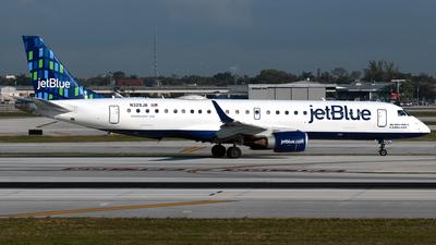 N329JB - Embraer 190-100IGW - jetBlue Airways