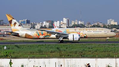 A6-BLT - Boeing 787-9 Dreamliner - Etihad Airways