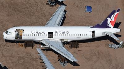 B-MAK - Airbus A319-132 - Air Macau