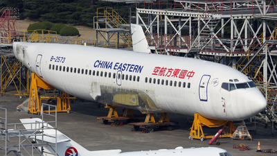 B-2573 - Boeing 737-39P - China Eastern Airlines