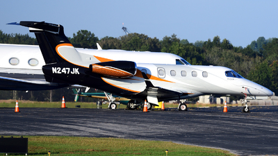 N247JK - Embraer 505 Phenom 300 - Private