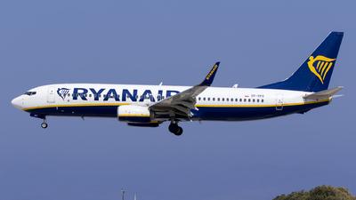 A picture of SPRKB - Boeing 7378AS - Ryanair - © Kris Van Craenenbroeck