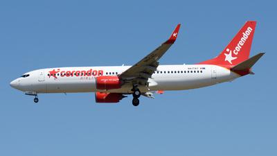 A picture of 9HCXC - Boeing 7378JP - Corendon Airlines - © Toni Marimon