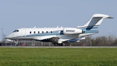 A picture of N546AD - Bombardier Challenger 300 - [20403] - © DJ Reed - OPShots Photo Team