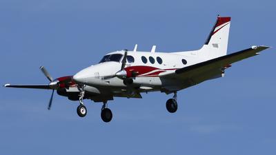 N190RL - Beechcraft E90 King Air - Private
