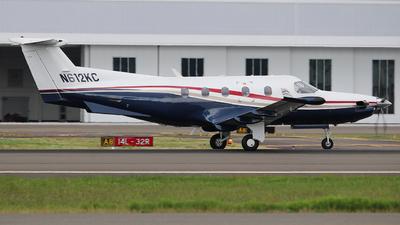 N612KC - Pilatus PC-12/45 - Private
