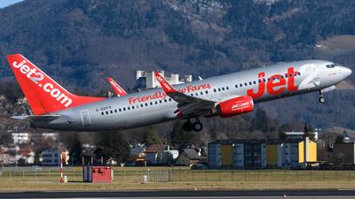 A picture of GGDFR - Boeing 7378Z9 - Jet2 - © Chris Jilli