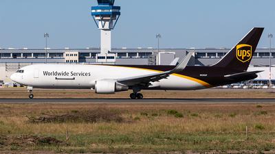 N326UP - Boeing 767-34AF(ER) - United Parcel Service (UPS)